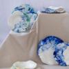 Vajilla porcelana Suminagashi