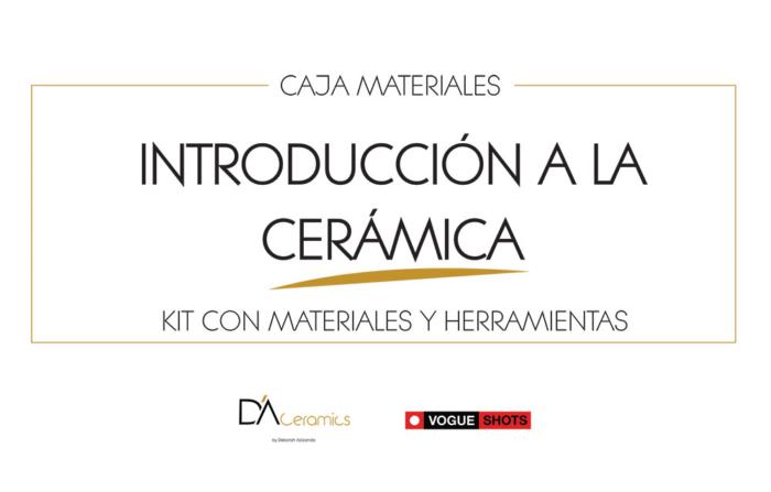 Caja materiales cerámicos
